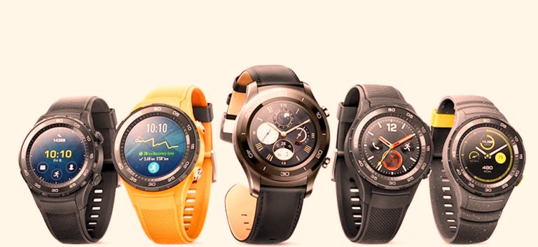 Huawei Watch GT - Rue Montgallet
