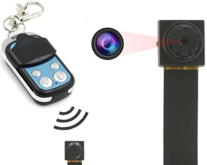 TANGMI Full HD 1080P - Caméra espionne - Rue Montgallet