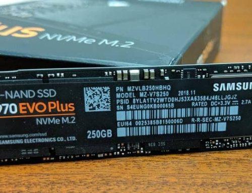 [TEST] Samsung SSD 970 Evo Plus : Les performances et l'efficacité au rendez-vous!