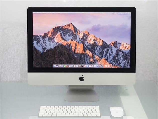 iMac 21.5 pouces rétina 4k - Rue Montgallet
