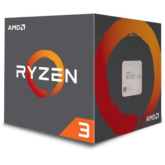 AMD Ryzen 3 1200 - Rue Montgallet