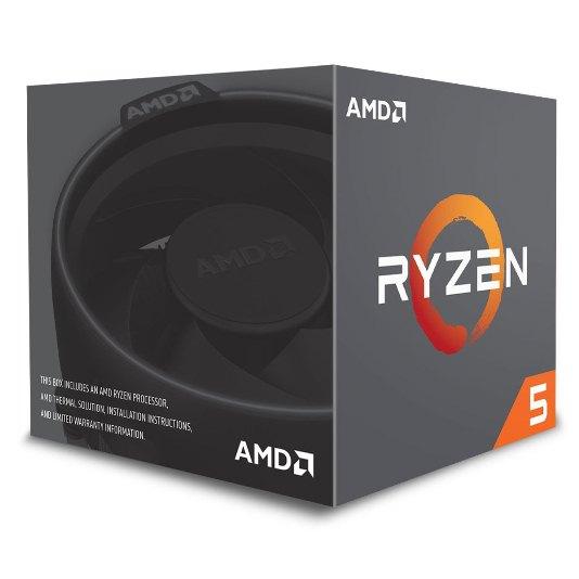 AMD Ryzen 5 1400 - Rue Montgallet