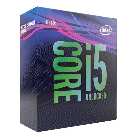 Intel Core i5 9600 K - Rue Montgallet