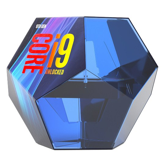 Intel Core i9 9900 K - Rue Montgallet