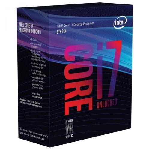 Intel Core i7-8700 (3.2 GHz) - Rue Montgallet