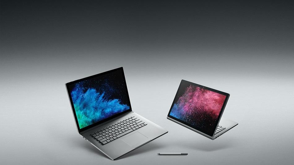 Surface Book 2 Microsoft - Rue Montgallet