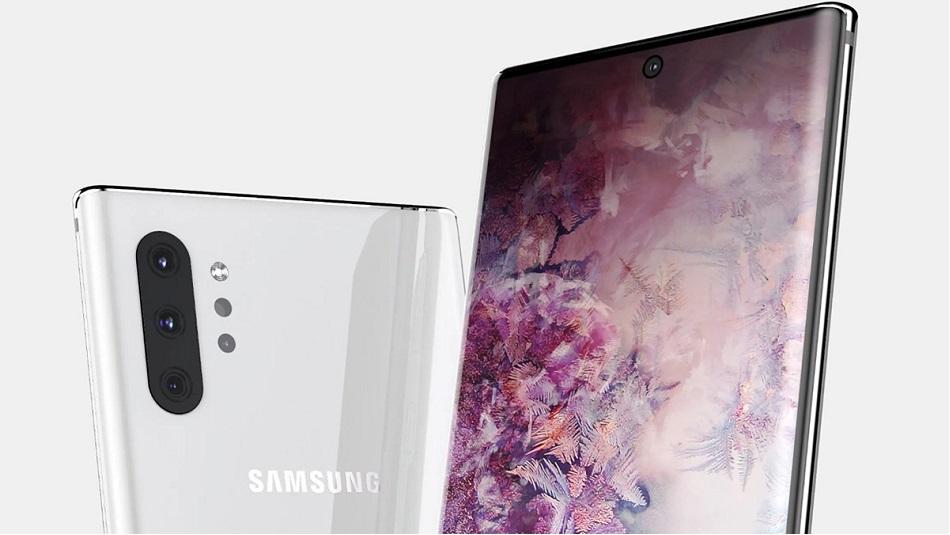 Galaxy Note 10 Pro - Rue Montgallet