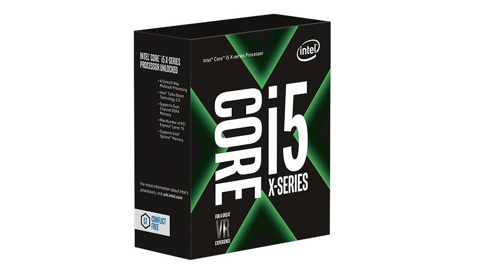 Intel Core i5-7640X (4.0 GHz) - Rue Montgallet