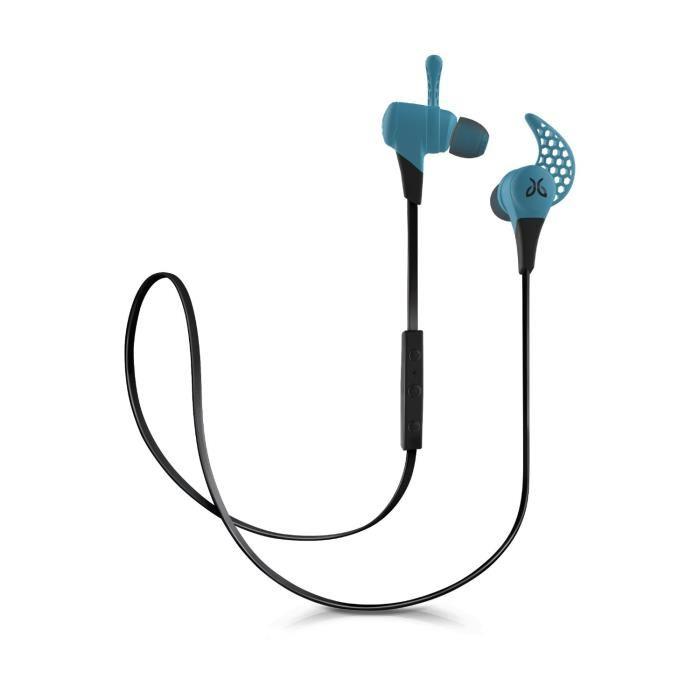 Jaybird Bluebuds X2 (bleu) - écouteurs intra Bluetooth - Rue Montgallet
