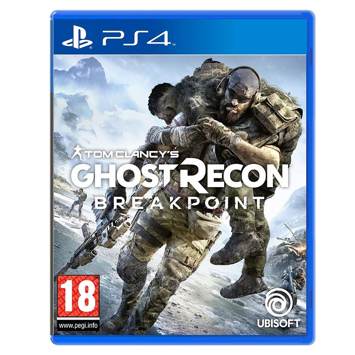 Tom Clancys Ghost Recon Breakpoint - Rue Montgallet