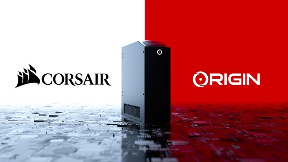 Corsair Origin PC - Rue Montgallet