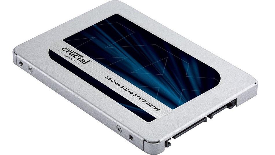 SSD Crucial MX500 250 Go - Rue Montgallet