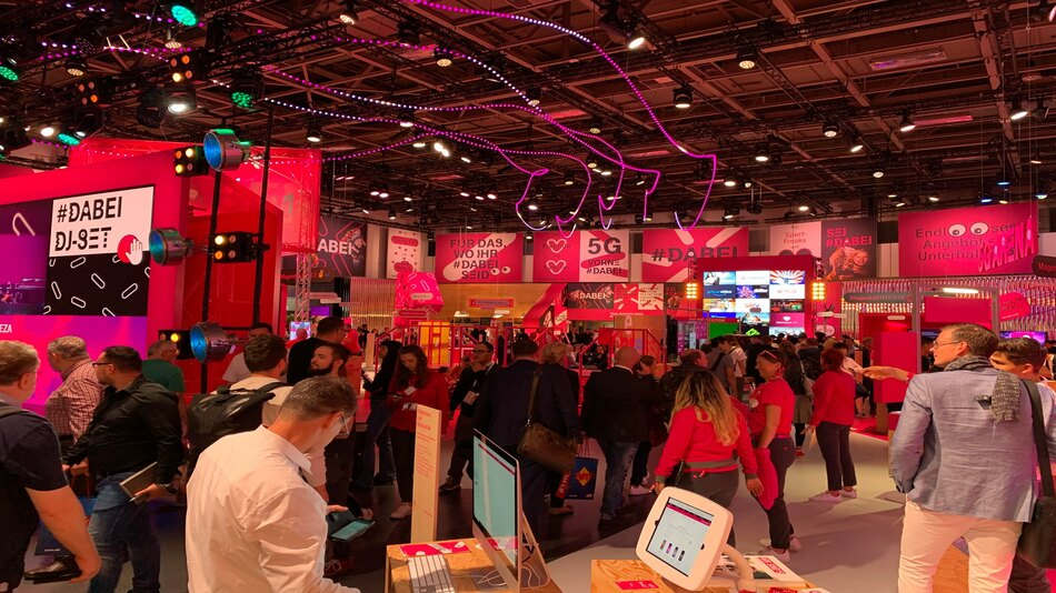 5G IFA 2019 - « Photo copyright Rue-montgallet.com »