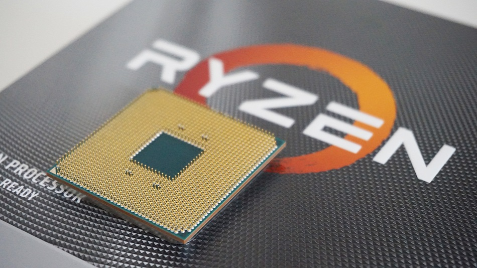 AMD Ryzen 5 - Rue Montgallet