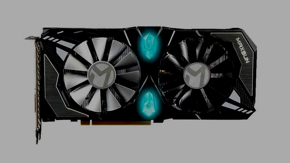 GeForce GTX 1660 SUPER - Rue Montgallet