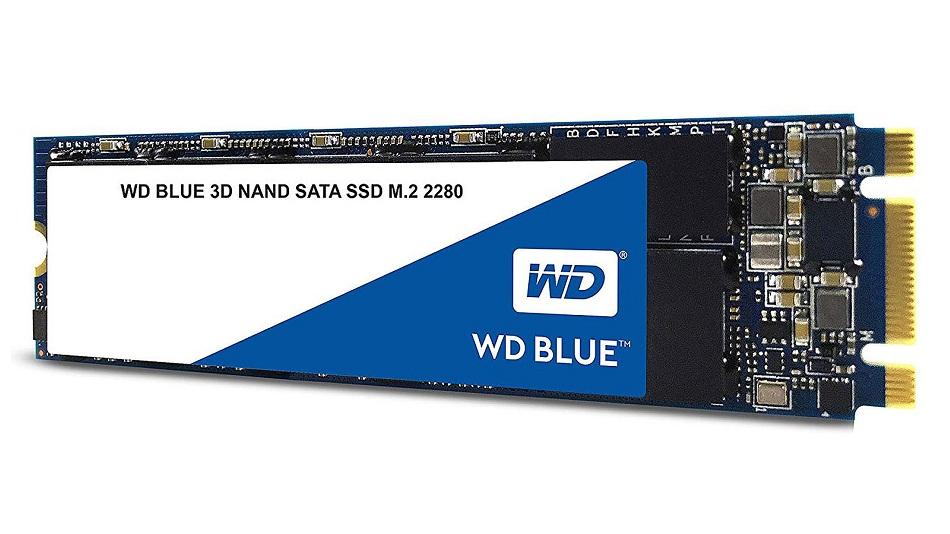 Western digital SSD WD Blue 1 To - Rue Montgallet