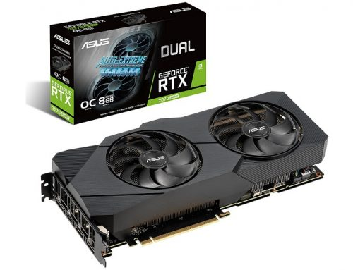 Asus GeForce RTX 2070 SUPER DUAL, une carte renforcée