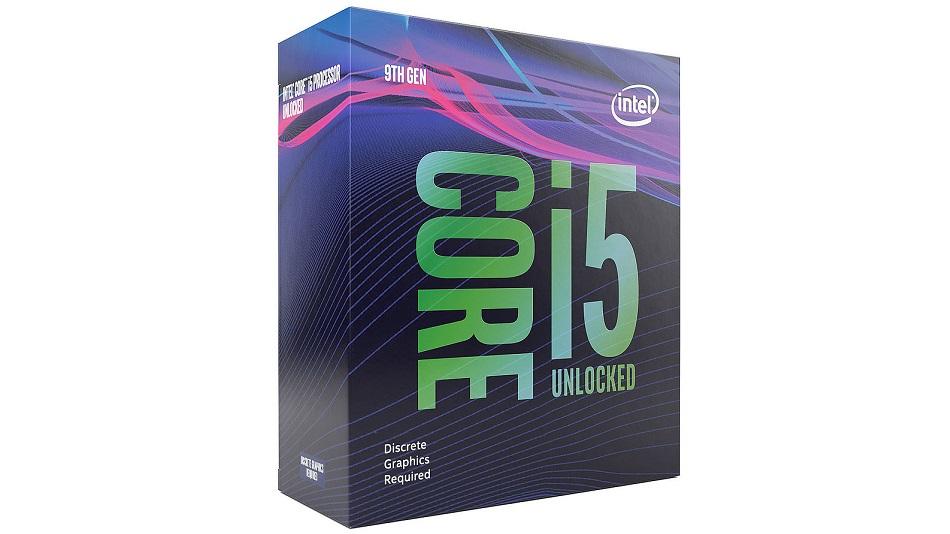 Intel Core i5-9600KF - Rue Montgallet