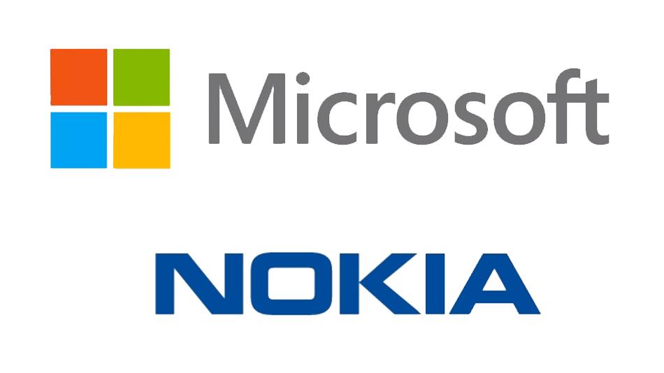 Microsoft et Nokia - Rue Montgallet