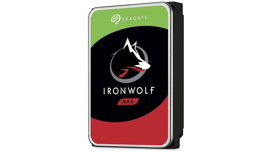Seagate IronWolf 4 To - Rue Montgallet
