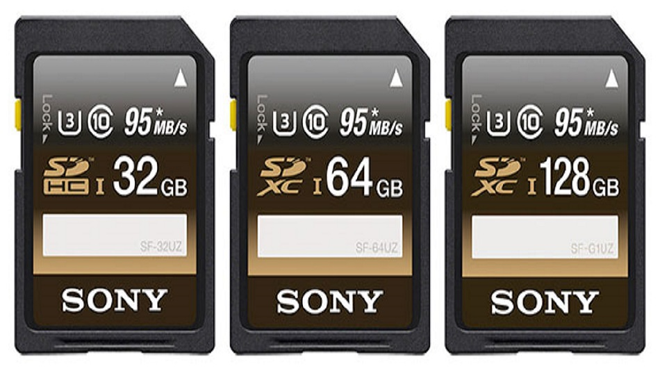 Sony Carte SD 64 Go 95Mb/s - Rue Montgallet