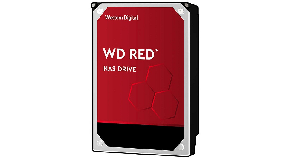 WD Red 8 To SATA 6Gb/s - Rue Montgallet
