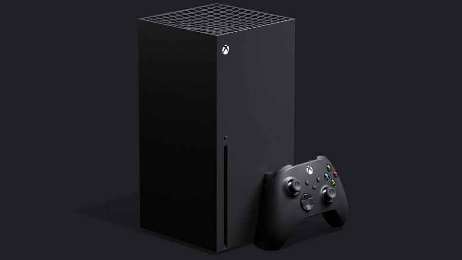 Xbox Series X - Rue Montgallet