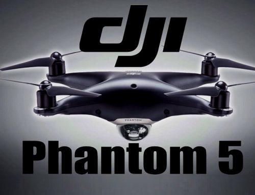 DJI Phantom 5, un équipement de choix pour les professionnels