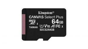 Kingston Canvas Select Plus SDCS2/64GB rue montgallet
