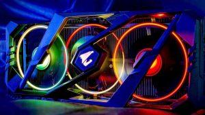 Gigabyte AORUS GeForce RTX 2080 SUPER 8G rue montgallet