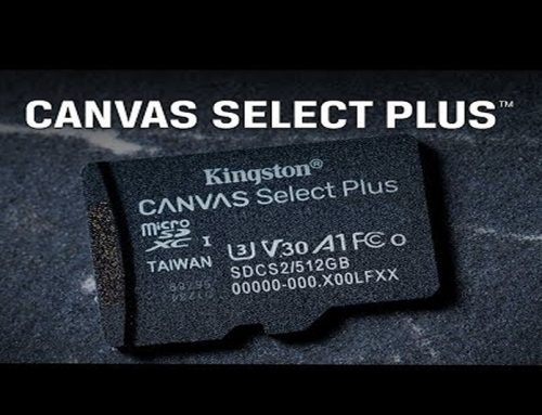 Kingston Canvas Select Plus SDCS2/64GB, une carte qui tient la route