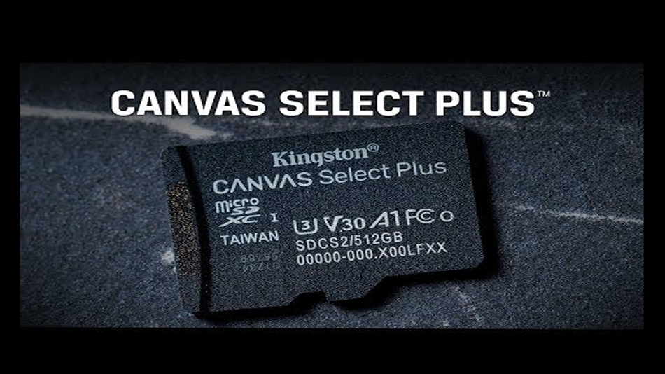 Kingston Canvas Select Plus SDCS2/64G rue montgallet