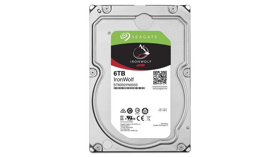 Seagate IronWolf 6 To (ST6000VN0033) Rue montgallet