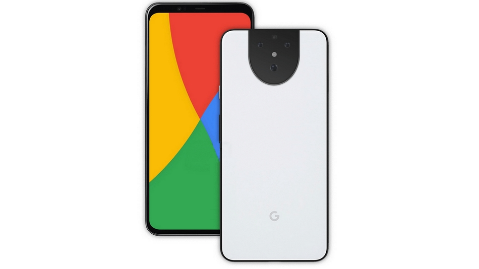 Google Pixel 5 rue montgallet