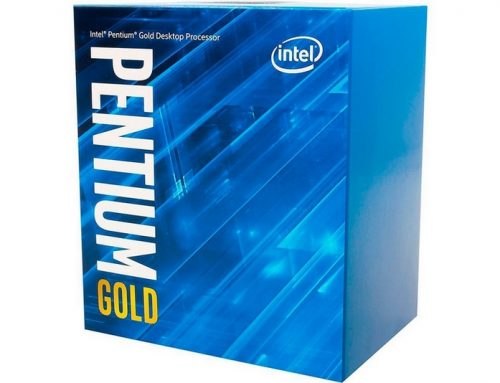 Intel Pentium Gold G5500, un processeur abordable