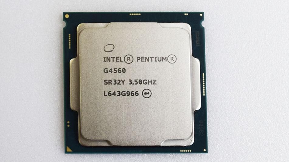 Pentium G4560 1 rue montgallet