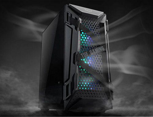 ASUS déploie le boîtier TUF Gaming GT301