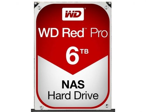 Western digital WD Red 6 To, pour plus de stockage