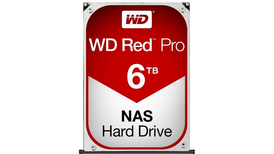 Western digital WD Red 6 To rue montgallet