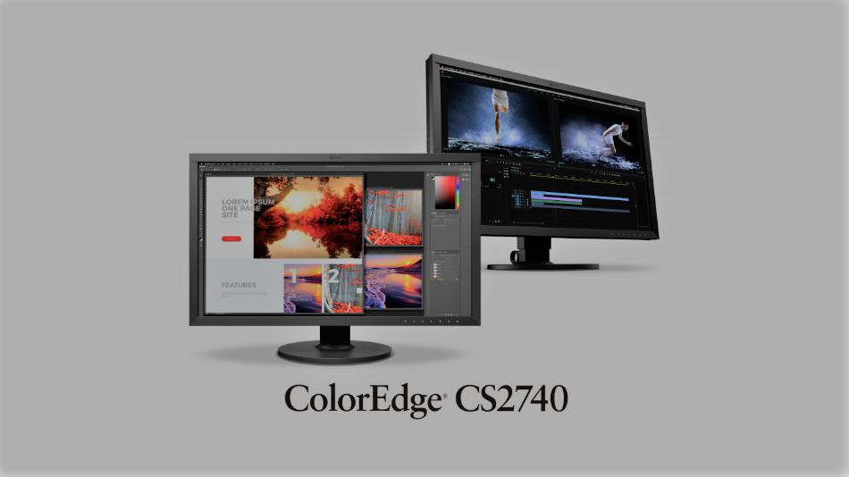 ColorEdge CS2740 27 pouces 4K UHD - Rue Montgallet
