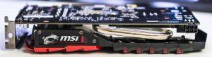 MSI GeForce GTX 1050 Ti GAMING 4G rue montgallet
