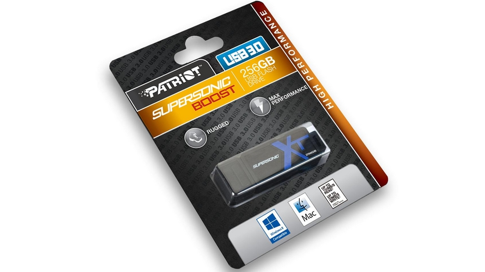 Patriot Supersonic Boost XT 256Go USB 3.0. rue montgallet