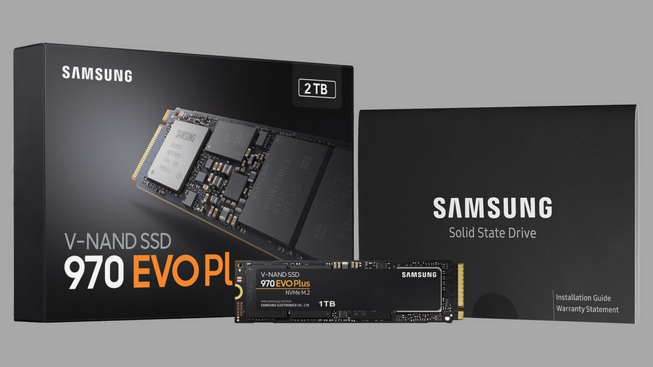Samsung SSD 970 EVO Plus M.2 PCIe NVMe 2 To. rue montgallet
