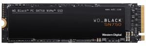 Western digital SSD WD Black SN750 500 Go rue montgallet