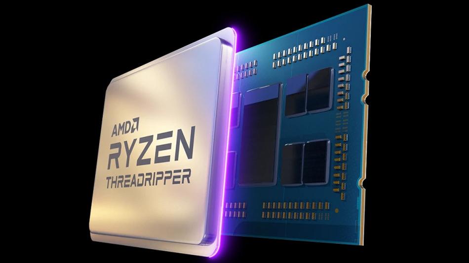 AMD Ryzen Threadripper 3990X rue montgallet