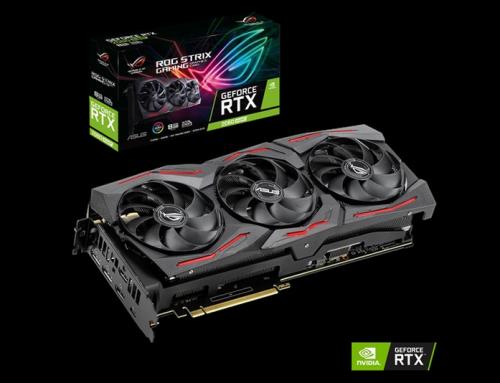 RTX 2080 SUPER ROG-STRIX Gaming, plein de fonctionnalités