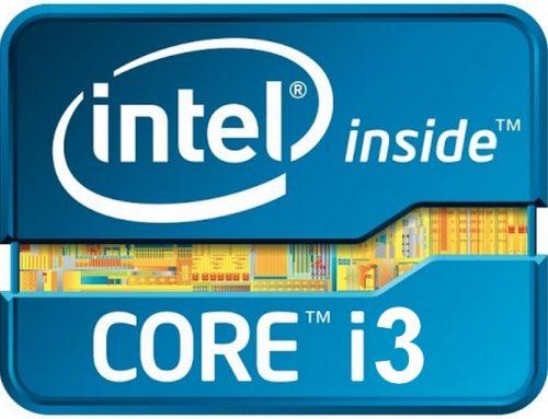 Intel Core i3-6100 pour les PC bureau