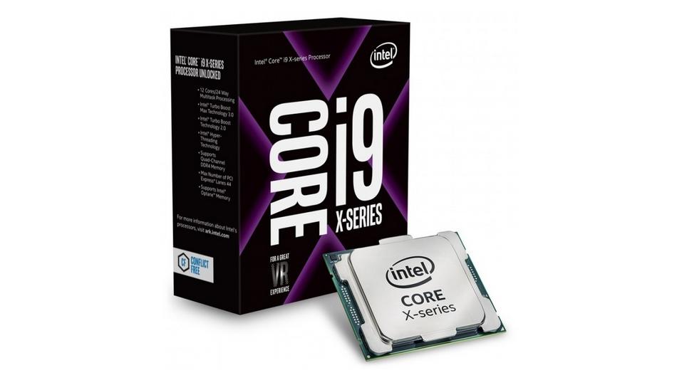 Intel Core i9-10900X rue montgallet