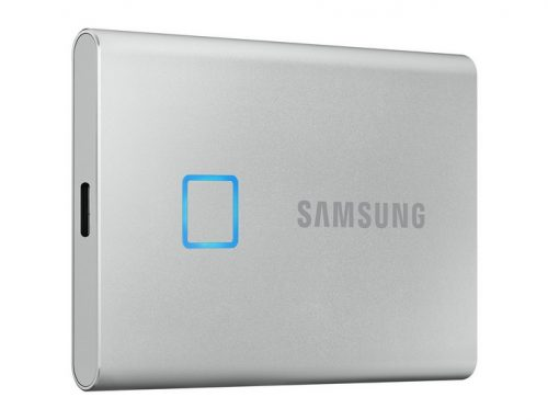 Samsung SSD T7 Touch 500 Go successeur du T5