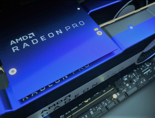 AMD Radeon Pro VII pour les professionnels